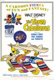 The Three Caballeros Posters