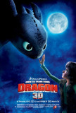 How to Train Your Dragon Plakater
