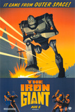 G&#233;ant de fer, Le|The Iron Giant Posters
