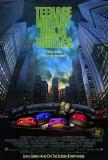 Želvy Nindža: film / Teenage Mutant Ninja Turtles (filmový plakát vangličtině) Plakát
