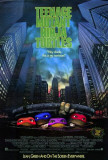 Teenage Mutant Ninja Turtles: The Movie Posters