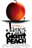 James and the Giant Peach Print
