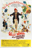 Willy Wonka and the Chocolate Factory - Australian Style Affiche
