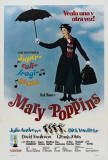 Mary Poppins - Spanish Style Posters
