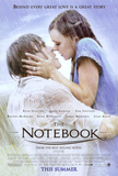 The Notebook Pôsters