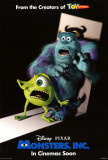 Monsters, Inc. Prints