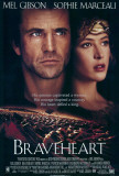 Braveheart Affiches