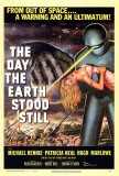 The Day The Earth Stood Still Pósters