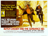 Butch Cassidy and the Sundance Kid Plakater
