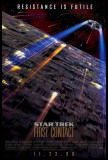 Star Trek: Der erste Kontakt Poster