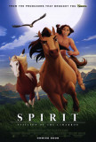 Spirit: Stallion of the Cimarron Poster