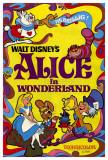 Alice i Eventyrland, på engelsk Posters
