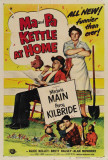 Ma and Pa Kettle at Home Print