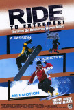 Warren Miller's Ride Poster