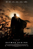 Batman Begins - UK Style Posters