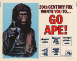 Go Ape (Planet of the Apes) -  Style Posters