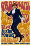 Austin Powers: International Man of Mystery Posters