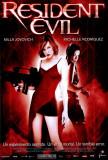 Resident Evil - Spanish Style Poster