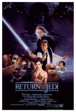 Return of the Jedi Prints