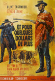 For a Few Dollars More - French Style Posters