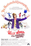 Willy Wonka and the Chocolate Factory Poster