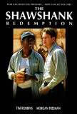 Vykoupení z věznice Shawshank / The Shawshank Redemption (filmový plakát vangličtině) Plakát