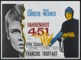 Fahrenheit 451 Posters