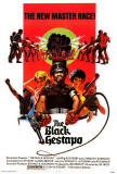 The Black Gestapo Plakater