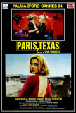 Paris, Texas - Italian Style Affiches