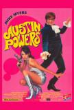 Austin Powers: International Man of Mystery Plakater