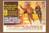 Butch Cassidy and the Sundance Kid Plakat