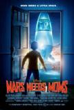 Mars Needs Moms! Poster