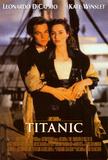 Titanik / Titanic, 1997 (filmový plakát vangličtině) Obrazy