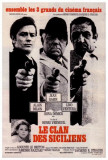 Clan des Siciliens, Le|The Sicilian Clan Posters