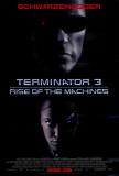 O Exterminador do Futuro 3: A Rebelião das Máquinas Pôsters