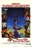 Sinbad and the Eye of the Tiger Posters