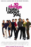 Ten Things I Hate About You Plakater