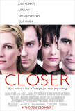 Closer Julisteet