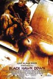 Černý jestřáb sestřelen Plakát