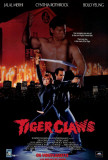 Tiger Claws Posters
