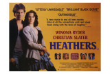 Lethal Attraction|Heathers Poster