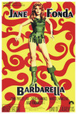 Barbarella - Spanish Style Prints