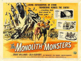 The Monolith Monsters Posters