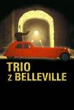 The Triplets of Belleville - Polish Style Posters