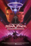 Star Trek 5: The Final Frontier Affiche