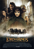 Lord of the Rings 1: The Fellowship of the Ring Plakater