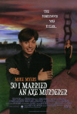 Quand Harriet découpe Charlie|So I Married an Axe Murderer Posters
