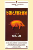 Delicatessen Affiches