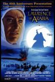 Lawrence zArábie Plakát