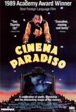 Cinema Paradiso Plakaty